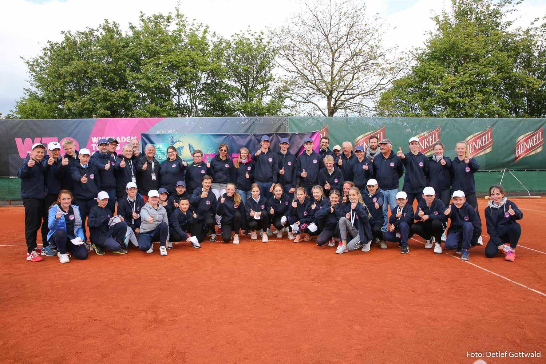 Wiesbaden Tennis Open 2019 | Foto: Detlef Gottwald | www.detlef-gottwald.de